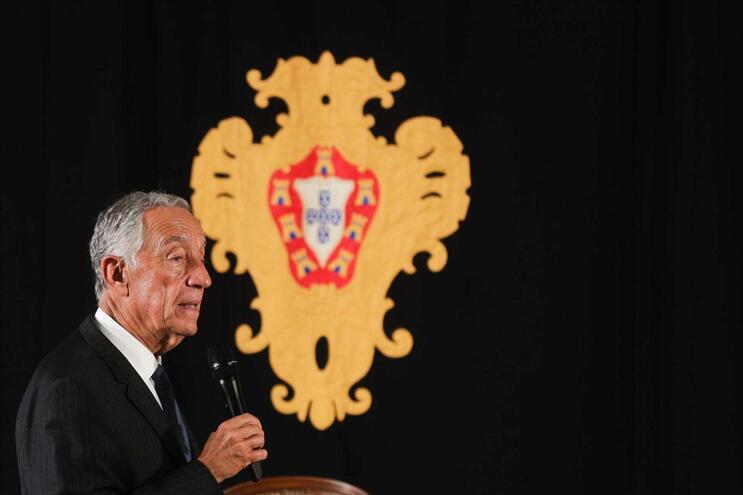 Marcelo Rebelo de Sousa faz um cateterismo esta tarde