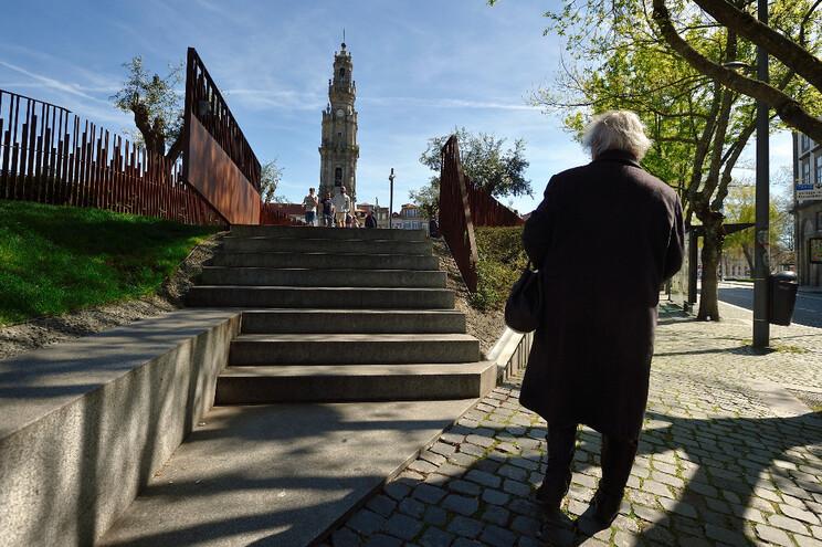 """No Porto, cerca de 70% das barreiras urbanísticas foram eliminadas para tornar a cidade mais acessível"""""""