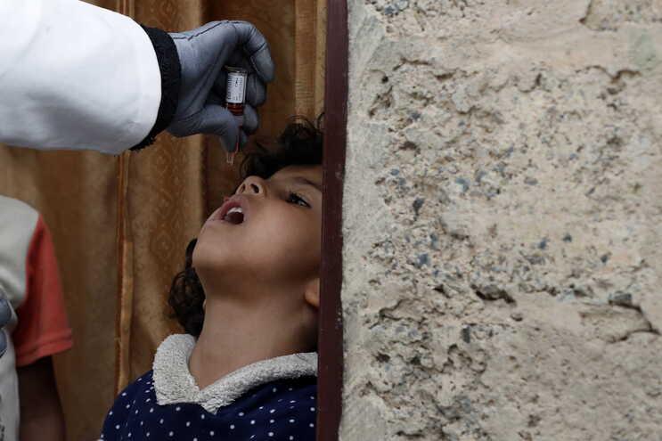 17 milhões de crianças não receberam qualquer dose de vacinas no ano passado