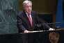 """Guterres toma posse como """"multilateralista devoto e português orgulhoso"""""""