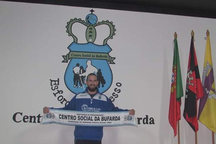 Ricardo Costa era guarda-redes e dirigente