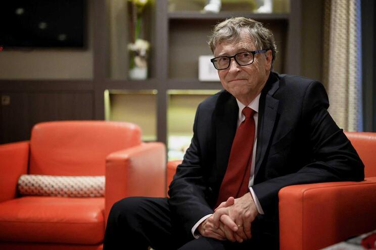 Bill Gates foi o primeiro a entrar na onda das doações, quando o vírus ainda não tinha chegado em força