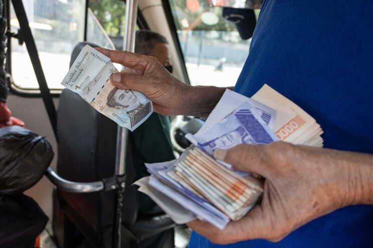 Em 2020 a inflação anual na Venezuela foi de 2.959,8%