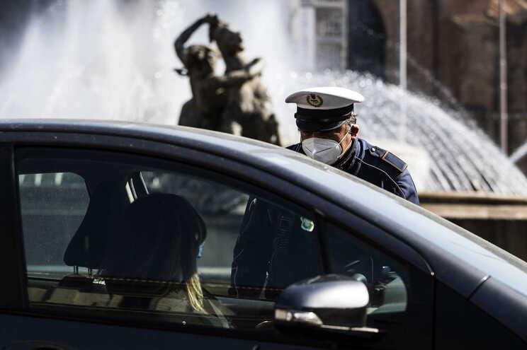 Durante os três dias festivos da Semana Santa, toda a Itália estará em confinamento