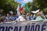 André Ventura promete punir militantes que também pertençam à Resistência Nacional