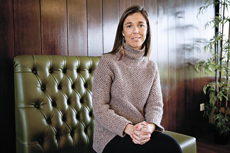 Ana Rita Cavaco, bastonária da Ordem dos Enfermeiros