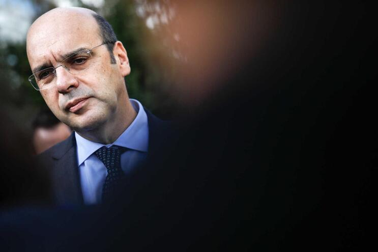 O ministro da Economia,Pedro Siza Vieira