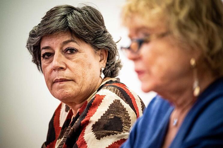 Ex-eurodeputada Ana Gomes envia recado a Carlos César