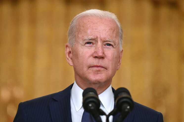 O presidente dos Estados Unidos, Joe Biden