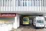 Há um novo máximo de doentes hospitalizados e internados em Cuidados Intensivos