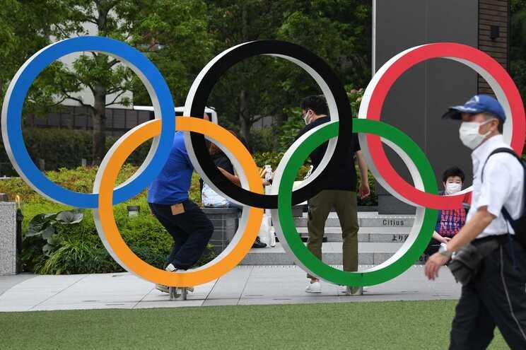 Jogos Olímpicos decorrem em Tóquio entre 23 de julho e 8 de agosto