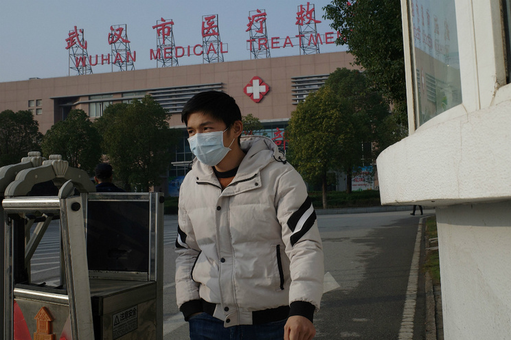 Uma pessoa morreu,  há 40 infetadas e mais de 700 em vigilância