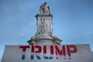 Trump admite perdoar-se a si próprio para travar acusações