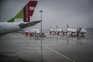 Mais de um milhão de passageiros foram desviados para Lisboa em 2019 pela TAP para alimentar outros voos