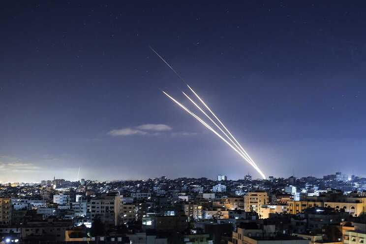 Segundo a ONU, mais de 58 mil pessoas foram deslocadas pela violência em Gaza