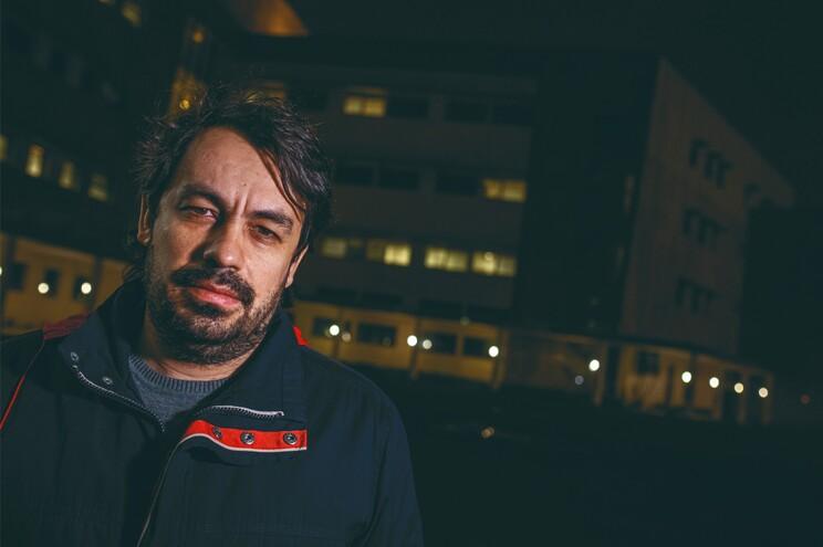 António Gomes começou o curso em Luanda e terminou em Ermesinde. Hoje está no ISEP