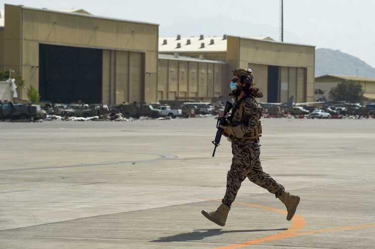 A conquista total de Cabul pelos talibãs aconteceu no dia 15 de agosto, culminando uma ofensiva iniciada