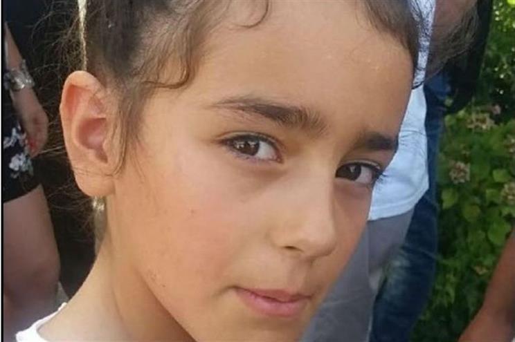 Mayëlis de Araújo desapareceu a 27 de agosto