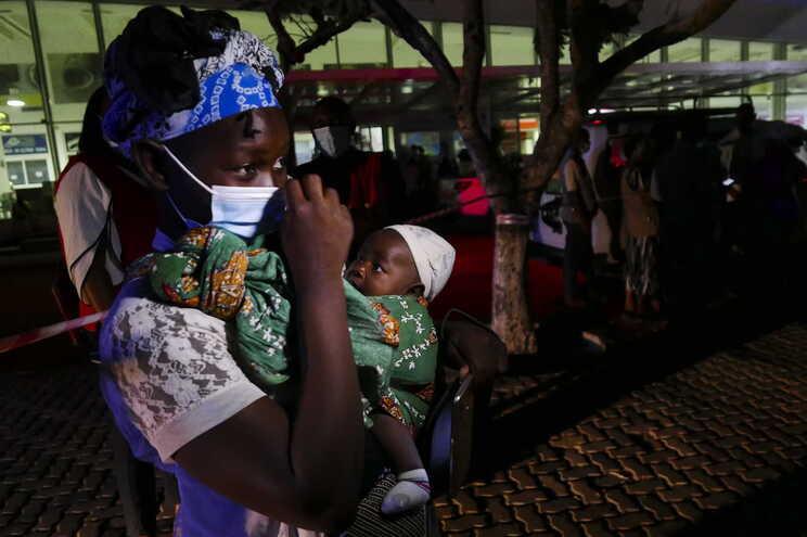 """Foram registadas 3361 pessoas deslocadas internamente, o equivalente a """"672 famílias"""", desde que os ataques"""