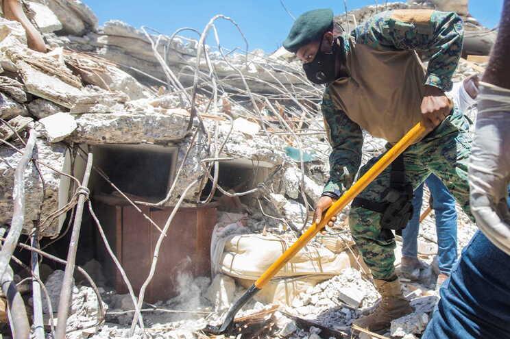 """Os cidadãos portugueses que se encontram no Haiti """"estão bem e não foram afetados pelo sismo"""""""