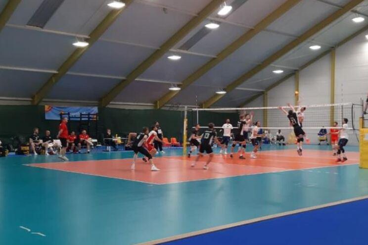 Seleção nacional de voleibol