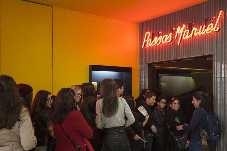 Cinema Passoa Manuel é uma das salas do festival