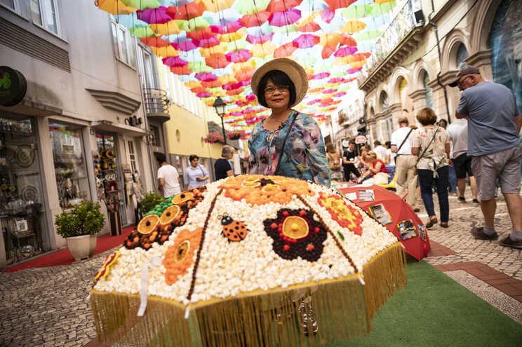 Rua Luís de Camões foi considerada pela CNN uma das mais bonitas e coloridas do Mundo