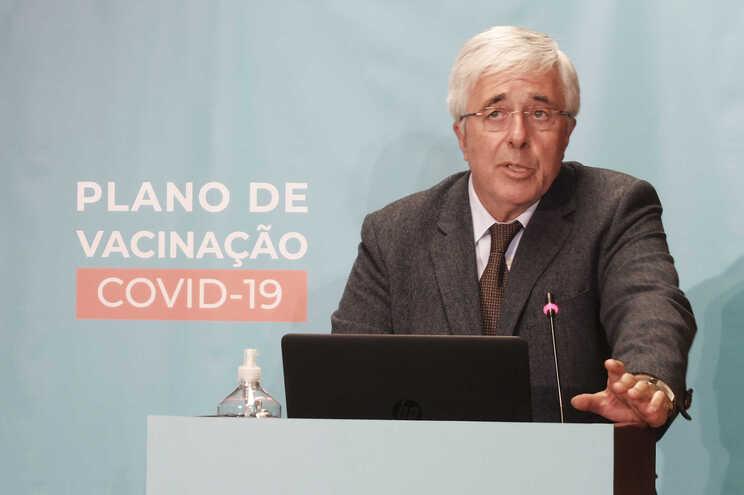 Francisco Ramos, presidente da Comissão Nacional Técnica para a vacina contra a covid-19