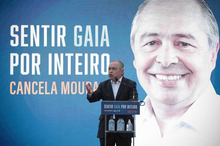 Candidato social-democrata é, atualmente, vereador sem pelouro na Câmara de Gaia