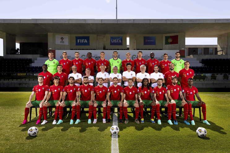 Seleção Nacional já está na Alemanha