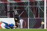 Dzeko e Mayoral marcaram os golos do Arsenal ao S. C. Braga