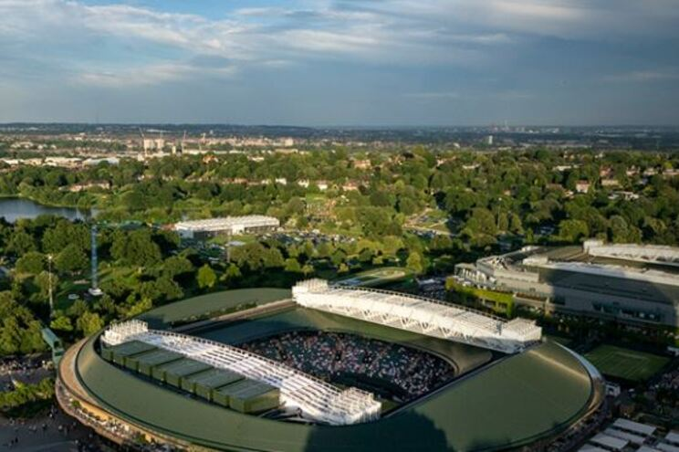 Torneio de Wimbledon foi cancelado