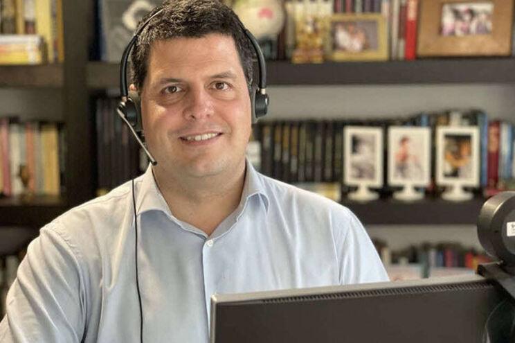 Juan Miguel Estallo, CEO da Liberty Seguros no mercado Europeu