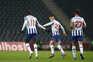 F. C. Porto e Tondela defrontaram-se este sábado