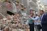 Três semanas depois das explosões, cerca de 300 mil pessoas, incluindo 100 mil crianças, estão ainda
