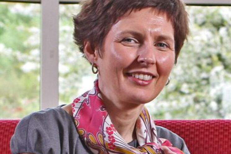 A empresária britânica Denise Coates, fundadora e diretora-executiva do grupo de apostas online Bet365