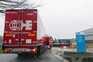 Camiões começaram a fazer os carregamentos esta quarta-feira