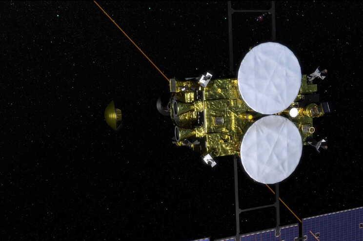 Amostras vão permitir conhecer mais sobre sistema solar