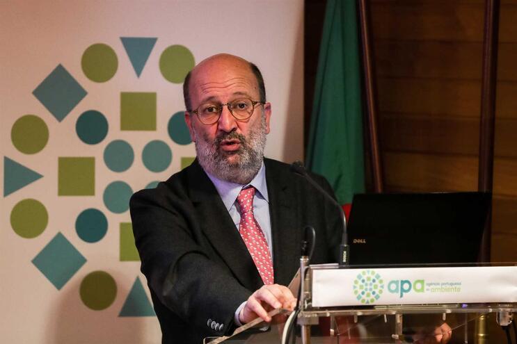 Ministro do Ambiente em Coimbra