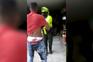 O momento da aparatosa detenção de Guarín na Colômbia