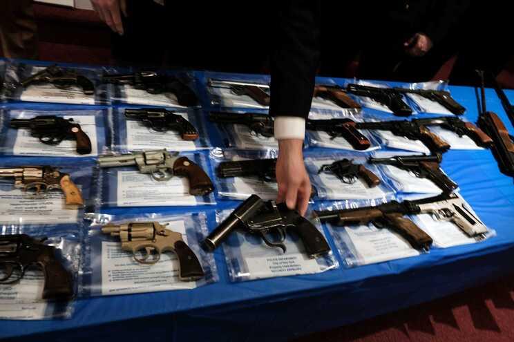 Texas vai permitir porte de armas em público sem qualquer licença