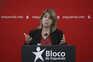 Catarina Martins assume mau resultado do BE e destaca má notícia em Lisboa