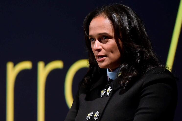 Isabel dos Santos não deixa de parte a hipótese de se candidatar à presidência de Angola