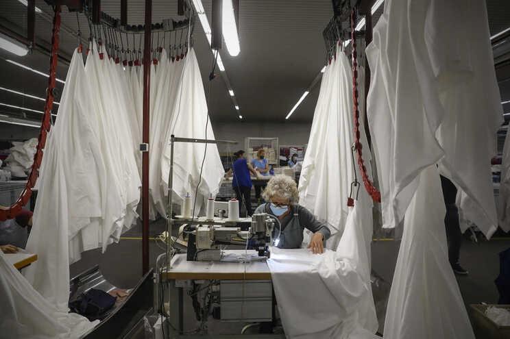 Exportações no setor têxtil começam a retomar níveis pré-pandemia