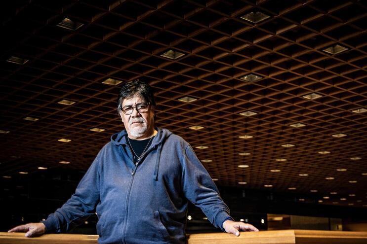 """Luis Sepúlveda estava """"muito constipado"""" quando deixou Portugal"""