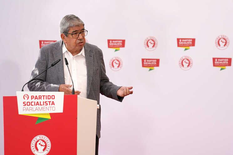 O deputado do PS e Presidente da Assembleia da Republica, Eduardo Ferro Rodrigues