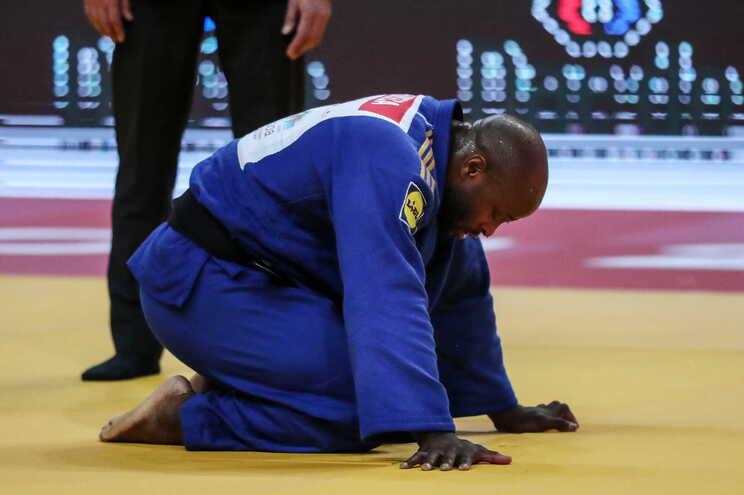 O judoca português Jorge Fonseca