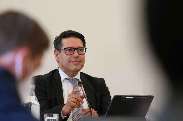 Mourinho Félix, ex-secretário de Estado Adjunto e das Finanças