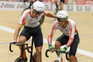 """Iúri Leitão e Rui Oliveira ganharam a medalha de bronze da corrida de """"madison"""", nos Europeis de Grenchen"""