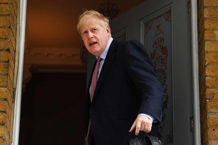 Boris Johnson em tribunal por alegada mentira sobre o Brexit